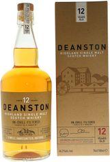 Акция на Виски односолодовый Deanston Un-Chill Filtered 12 лет выдержки в подарочной упаковке 0.7 л 46.3% (5029704217175) от Rozetka