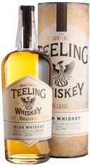 Акция на Виски Teeling Single Grain 6уо 0.7 л 46% в подарочной коробке (5391523270175) от Rozetka