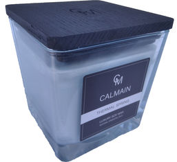Акция на Ароматическая свеча Calmain 430 г Термальный источник (kI6262) от Rozetka
