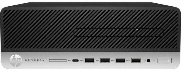Акция на Компьютер HP ProDesk 600 G3 SFF (1KB33EA) Windows 10 Pro от Rozetka