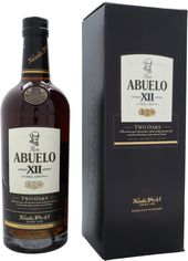 Акция на Ром Abuelo Two Oaks в подарочной упаковке 0.7 л 40% (7451101210646) от Rozetka