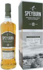 Акция на Виски односолодовый Speyburn 10 лет выдержки в подарочной упаковке 0.7 л 40% (5010509021067) от Rozetka
