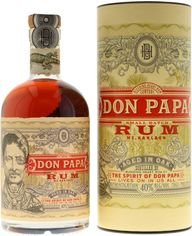 Акция на Ром Don Papa 7 лет выдержки 0.7 л 40% (4809015157138) от Rozetka