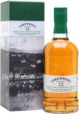 Акция на Виски односолодовый Tobermory 12yo 0.7 л 44.5% в подарочной коробке (5029704219612) от Rozetka