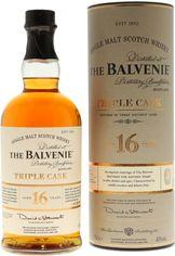 Акция на Виски односолодовый Balvenie Triple Cask в подарочной упаковке 0.7 л 40% (5010327545073) от Rozetka