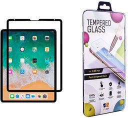 """Акция на Защитное стекло Drobak для Apple iPad Pro 12.9"""" 2021 Black (464647) от Rozetka"""