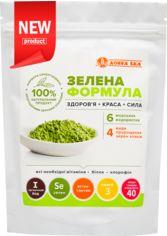 Акция на Биодобавка Добра Їжа Зеленая формула 150 г (99100654101) от Rozetka