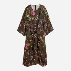Акция на Платье H&M 6192617-AAMH 38 Болотное (3000002749935) от Rozetka