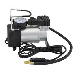 Акция на Автомобильный компрессор Air Pump 100 PSI Silver (14075) от Allo UA