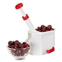 Акция на Машинка для удаления косточек из вишни (Cherry and Olive corer) Вишнечистка UKC от Allo UA