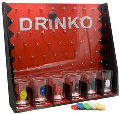 Акция на Игра Duke Drinko c рюмками (DN25178) (2000020242631) от Rozetka