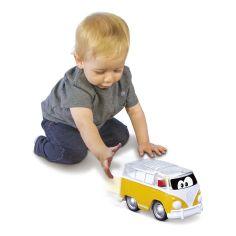 Акция на Инерционный автобус Bb Junior Volkswagen Samba Bus (в ассорт) 16-85109 ТМ: Bb Junior от Antoshka