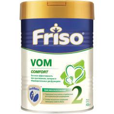 Акция на Смесь сухая молочная Friso Vom 2 Comfort для детей от 6 до 12 месяцев, 400 г от Auchan
