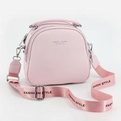 Акция на Рюкзак женскый SumWin 4181MJ Светло-розовый от Rozetka