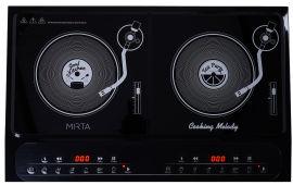Акция на Настольная плита MIRTA Cooking Melody IP-8929 от Rozetka