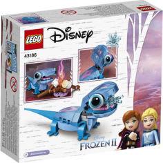 Акция на LEGO Disney Princess Саламандра Бруни (43186) от Allo UA