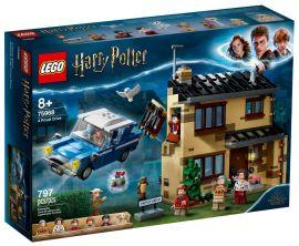 Акция на LEGO Harry Potter Тисова вулиця 4 (75968) от Repka