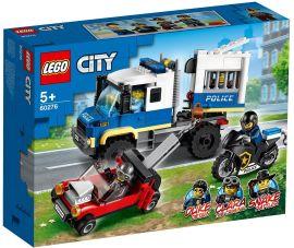 Акция на LEGO Полицейская машина для перевозки заключенных (60276) от Repka