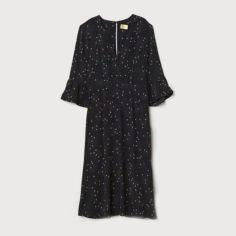 Акция на Платье H&M 661811 34 Черное (LD2000000958347) от Rozetka