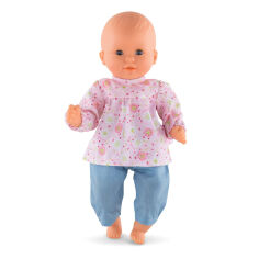 Акция на Набор одежды для куклы Corolle Весенние цветы 30 см 9000110080 ТМ: COROLLE от Antoshka