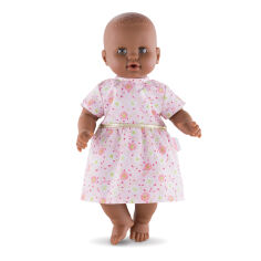 Акция на Платье для пупса Corolle Весенние цветы 36 см 9000140060 ТМ: COROLLE от Antoshka