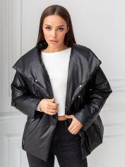 Акция на Куртка Icon IB6026black L Черная (11111111117543) от Rozetka