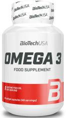 Акция на Жирные кислоты Biotech Natural Omega 3 90 капсул (5999076225958) от Rozetka