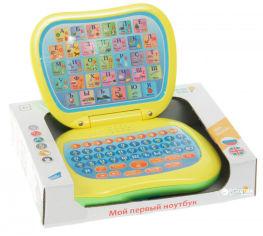 Акция на Мой первый ноутбук Genio Kids (82003) от Rozetka