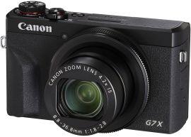 Акция на CANON PowerShot G7 X Mark III Black (3637C013) от Repka