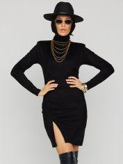 Акция на Платье Karree Хилари P1929M6104 S Черное (karree100012989) от Rozetka