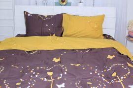 Акция на Комплект постельного белья MirSon Сатин 22-1257 Hummingbird Односпальный (2200002951487) от Rozetka