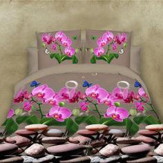 Акция на Комплект постельного белья Modern Микросатин 15-0183 Mulhouse King Size (2 x 143x210) (2200002956093) от Rozetka