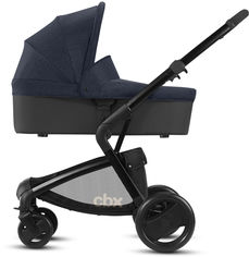 Универсальная коляска 2 в 1 Cbx Bimisi Pure Jeansy Blue (518001635) от Stylus