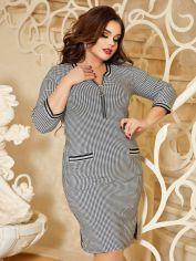 Акция на Платье New Fashion 167 52 Белое (2000000554228_ELF) от Rozetka