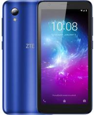 Акция на Zte Blade L8 1/16GB Blue (UA UCRF) от Y.UA