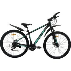 Акция на Велосипед ROVER 29*16 X70 AIR black - mint от Allo UA