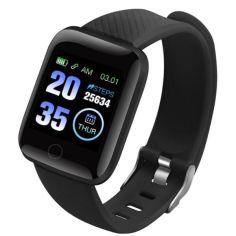Акция на Smart Band 116 Plus смарт часы спортивные от Allo UA