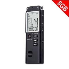 Акция на Портативный цифровой диктофон DOITOP T-60, VAS, 8 Гбайт, MP3, стерео, аккумуляторный от Allo UA