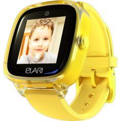 Акция на Смарт-часы ELARI KidPhone Fresh Yellow (KP-F/Yellow) от Foxtrot