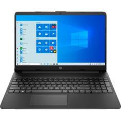 Акция на Ноутбук HP 15s-fq1003ua Black (28Z73EA) от Foxtrot