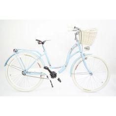 Акция на Велосипед VANESSA Vintage 28 Sky Blue Польша от Allo UA