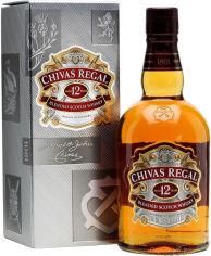 Акция на Виски Chivas Regal 12 years old 0.7л, 40%, with box от Stylus