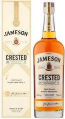 Акция на Виски Jameson Crested, gift box, 0.7л. 40% (STA5011007003548) от Stylus