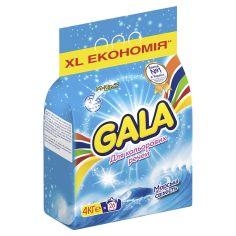 Акция на Стиральный порошок Gala Морская свежесть, 4 кг от Auchan