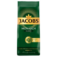 Акция на Кофе молотый Jacobs Classic, 450 г от Auchan