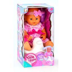 Акция на Пупс кукла функциональная YL 1823 с музыкальным горшком от Allo UA