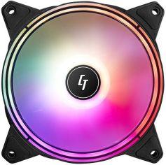 Акция на Корпусный вентилятор CHIEFTEC Chieftronic NOVA ARGB fan,120мм,1600об/мин,4pin PWM+3pin ARGB,16dBa,Single pack w/o HUB от MOYO