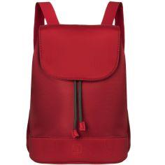 Акция на Рюкзак TUCANO Sec S Red (BSECBK-S-R) от Foxtrot