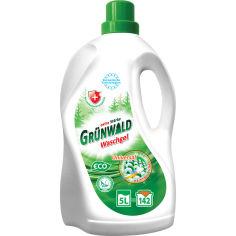 Акция на Гель для стирки GRUNWALD для цветных и белых вещей 5 л 142 стирки (GRL80297D) от Foxtrot