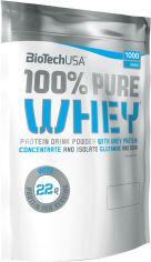 Акция на Протеин Biotech 100% Pure Whey 1000 г Банан (5999076238224) от Rozetka